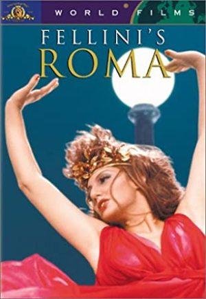 Fellini's Roma DVD films à vendre