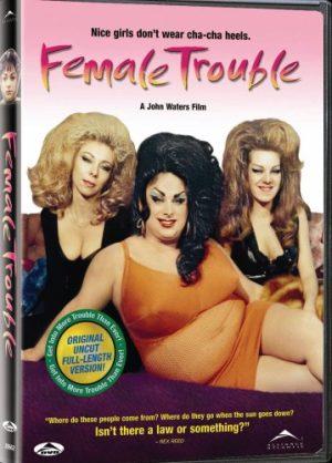 Female Trouble DVD Films à vendre.