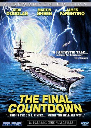 Final Countdown dvd films à vendre