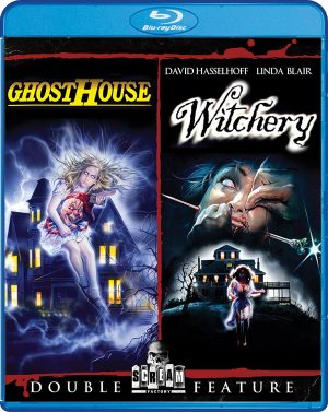 Ghosthouse - Witchery Blu-Ray à vendre