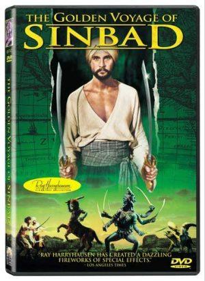Golden Voyage of Sinbad films dvd à vendre