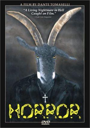 Horror Tomaselli films dvd à vendre