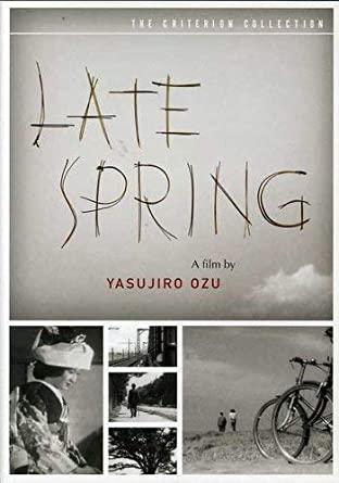 Late Spring DVD films à vendre