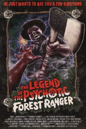 Legend of the Psychotic Ranger films dvd à vendre