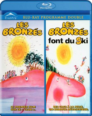 Les bronzés, les bronzés font du ski films dvd à vendre