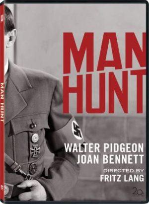Man Hunt films dvd à vendre