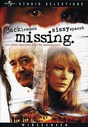 Missing films dvd à vendre