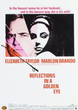 Reflections in a Golden Eye DVD films à vendre