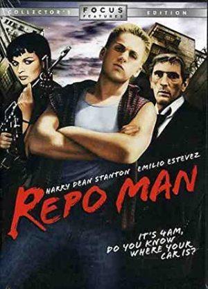 Repo Man films dvd à vendre