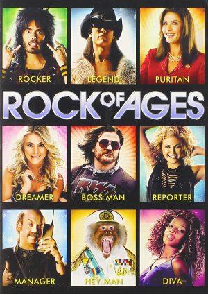 Rock Of Ages DVD Films à vendre.