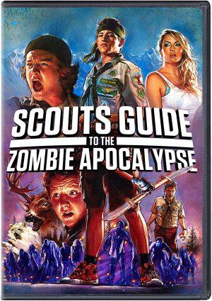 Scouts Guide to the Zombie Apocalypse dvd à vendre