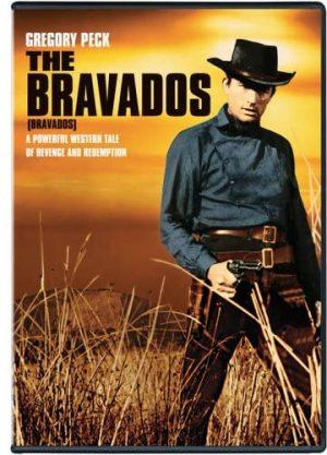 The Bravados DVD films à vendre