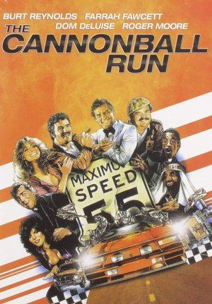 The Cannonball Run Films DVD à vendre
