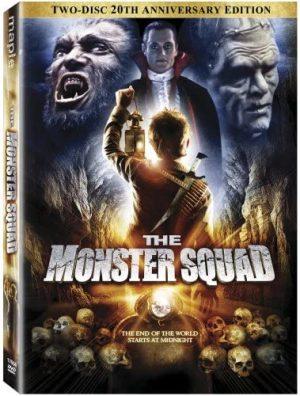 The Monster Squad films dvd à vendre