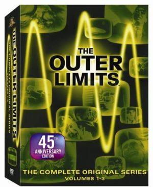 The Outer Limits dvd série à vendre