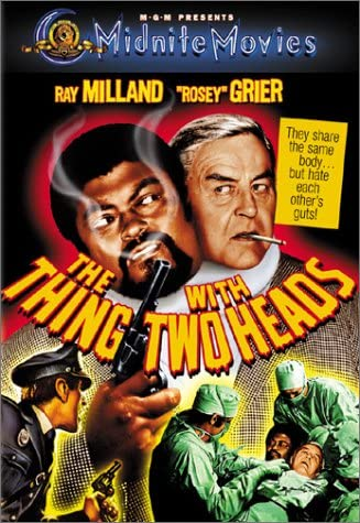 Thing with Two Heads films dvd à vendre