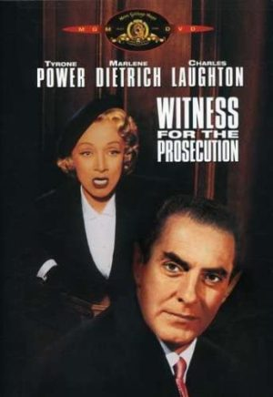 Witness for the Prosecution films dvd à vendre