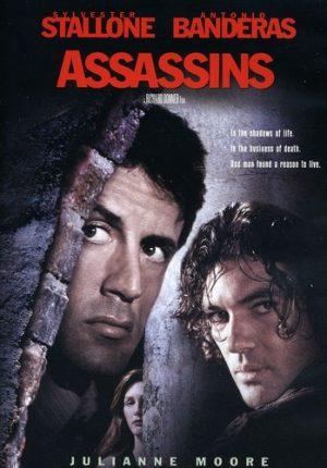 assassins films dvd à vendre