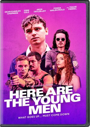 here are the young men films dvd à louer