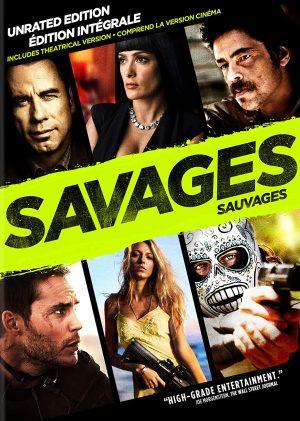 savages films dvd à vendre