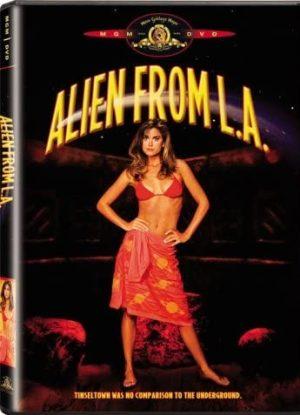 Alien From L.A. DVD Films à vendre.