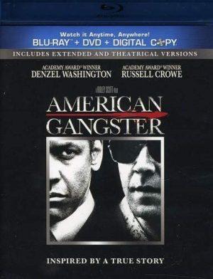 American Gangster DVD Films à vendre.