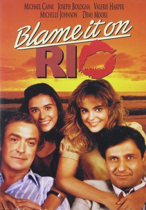 Blame It On Rio DVD Films à vendre.