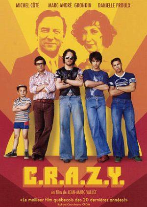 C.R.A.Z.Y. DVD Films à vendre.