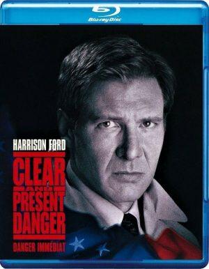 Clear and Present Danger Blu-Ray films à vendre