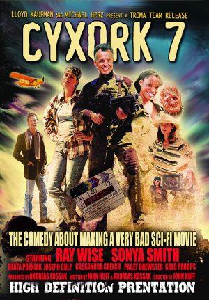 Cyxork 7 DVD Films à vendre.