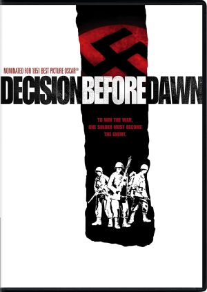 DECISION BEFORE DAWN FILMS DVD À VENDRE
