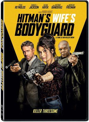 Hitman's Wife's Bodyguard DVD Films à louer.