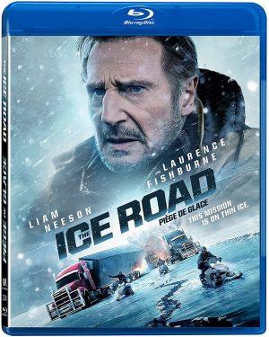 ICE ROAD Blu-Ray Films à louer.