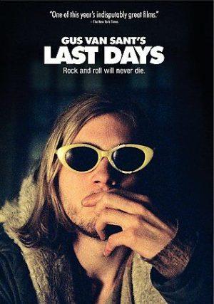 Last Days dvd film à vendre