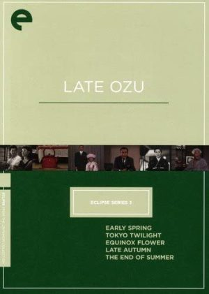 Late Ozu DVD films à vendre