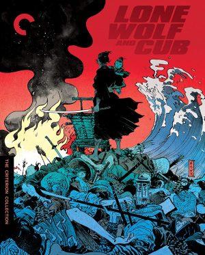 Lone Wolf And Cub DVD Films à vendre.