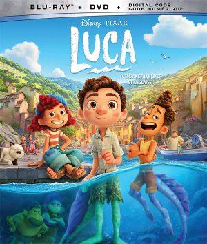 Luca Blu-Ray films à louer