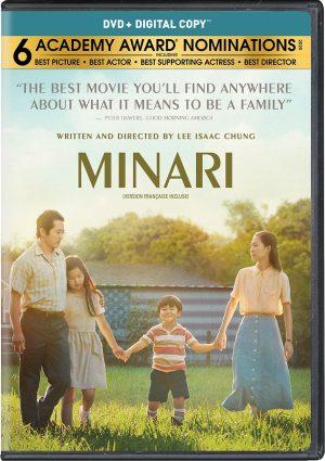 Minari dvd films à louer
