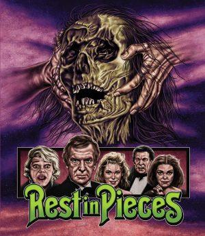 Rest In Pieces DVD Films à vendre.