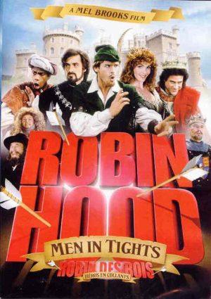 Robin Hood - Men in Tights dvd films à vendre