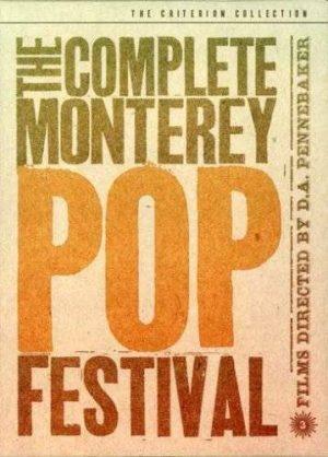 The Complete Monterey Pop Festival DVD Films à vendre.