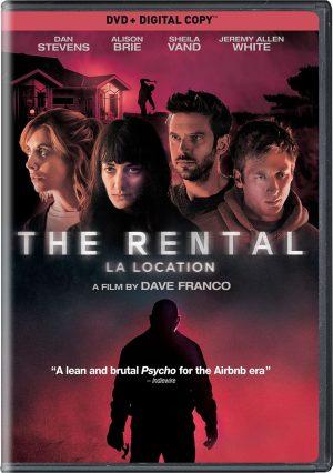 The Rental DVD Films à louer.