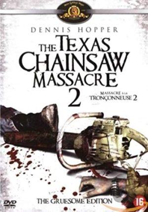 The Texas Chainsaw Massacre 2 DVD Films à vendre.