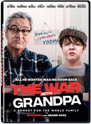 The War With Grandpa DVD Films à louer.
