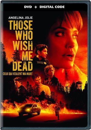Those Who Wish Me Dead DVD Films à louer.