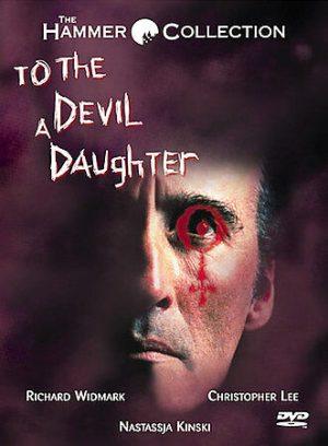 To The Devil... A Daughter DVD Films à vendre.