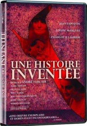 Une histoire inventée DVD films à vendre