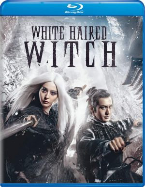 White Haired Witch DVD Films à vendre.