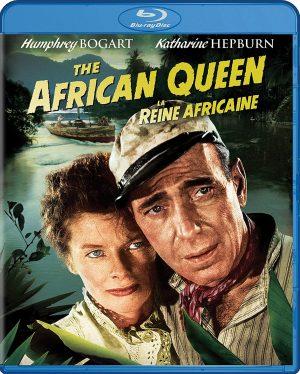 african queen blu-ray films à vendre