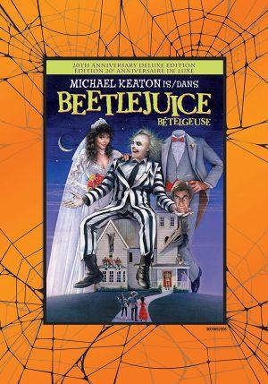 beetlejuice films dvd à vendre